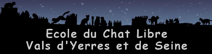 ECLVYS - Ecole du Chat Libre Vals d'Yerres et de Seine